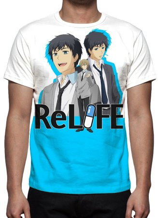 REAL LIFE - Camisetas de Animes