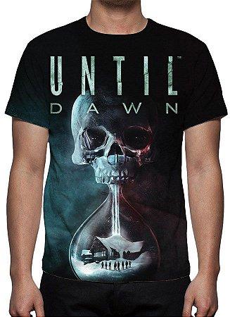 UNTIL DAWN - Camisetas de Games