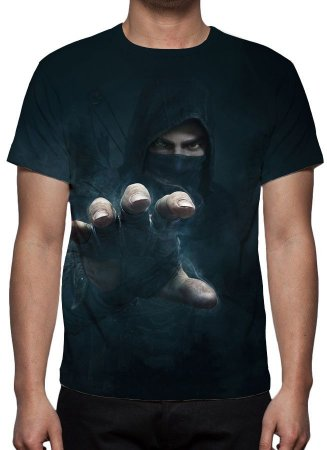 THIEF - Camisetas de Games