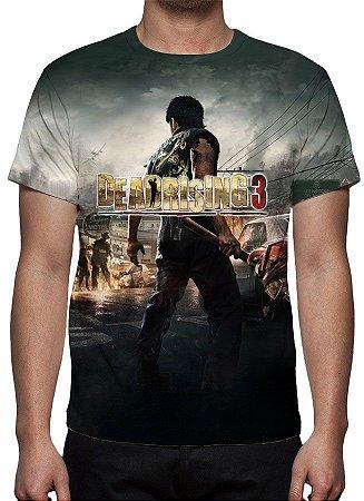 DEAD RISING 3 - Camiseta de Games