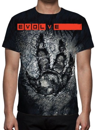 EVOLVE - Camiseta de Games