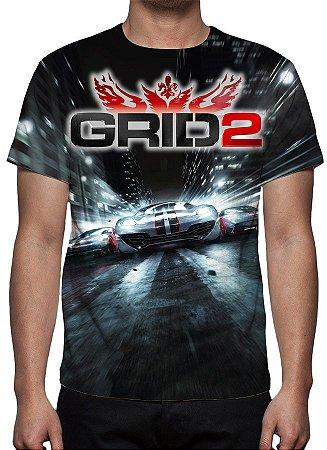 GRID 2 - Camiseta de Games