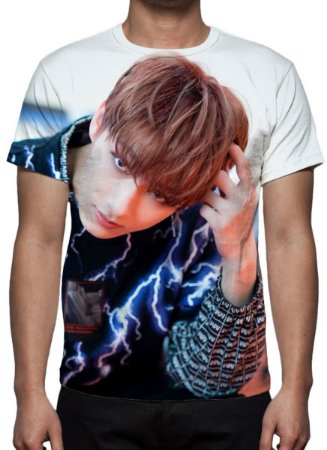 SEVENTEEN - Jun - Camiseta de KPOP