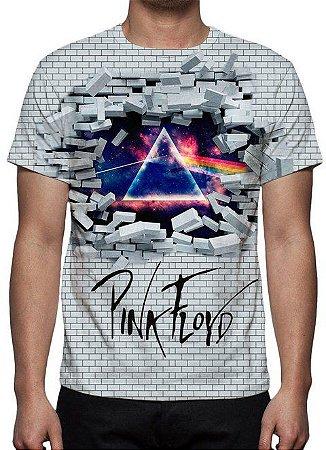 PINK FLOYD - 3D - Camisetas de Rock