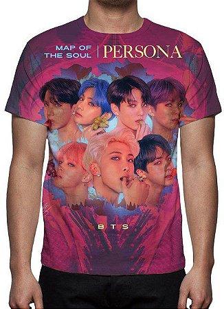 BTS Bantang Boys - Map of Souls Persona Modelo 2 - Camiseta de KPOP