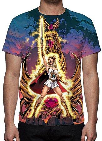 SHE-RA - Classica - Camiseta de Desenhos