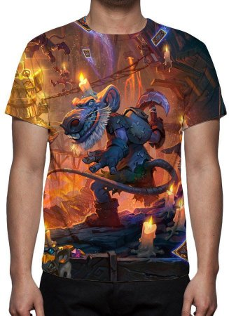 HEARTHSTONE - Kobolds & Catacumbas - Camisetas de Games
