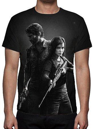 LAST OF US, The - Modelo 1 - Camiseta de Games