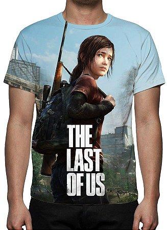 LAST OF US, The - Modelo 2 - Camiseta de Games