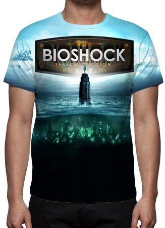 BIOSHOCK - The Collection - Camiseta de Games