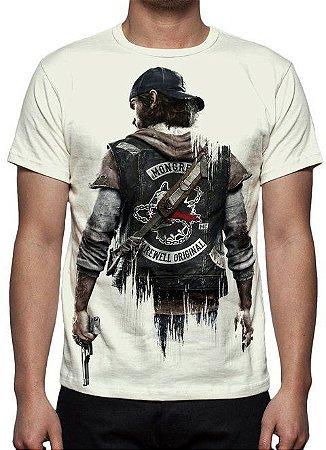 DAYS GONE - Deacon St John - Camiseta de Games