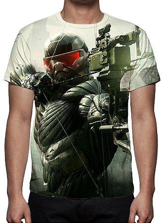 CRYSIS - Camiseta de Games
