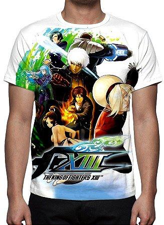 KING OF FIGHTERS, The - Kof 13 - Camiseta de Games