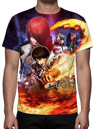 KING OF FIGHTERS, The - Kof 14 - Camiseta de Games