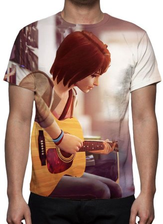 LIFE IS STRANGE - Maximine Caufield - Camiseta de Games