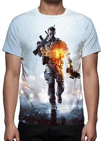 BATTLEFIELD 4 - Camiseta de games