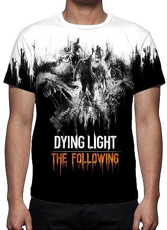 DYING LIGHT - The Following - Camiseta de Games