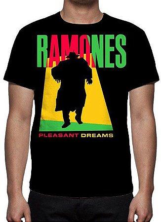 RAMONES - Pleasant Dreams - Camiseta de Rock