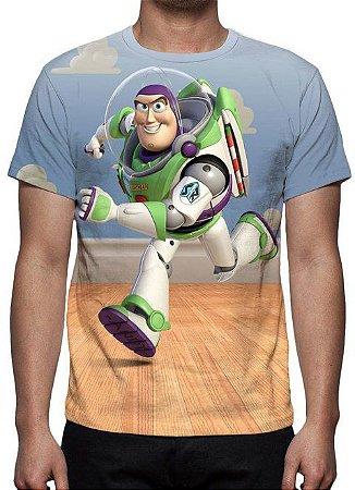 TOY STORY 4 - Buzz Lightyear - Camiseta de Animações