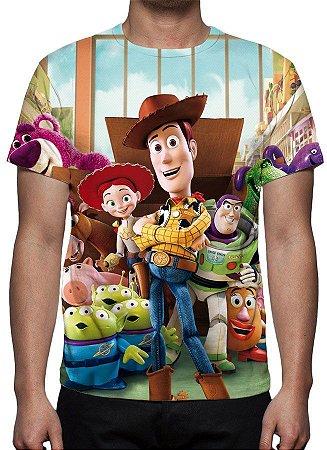 TOY STORY 3 - Camiseta de Animações