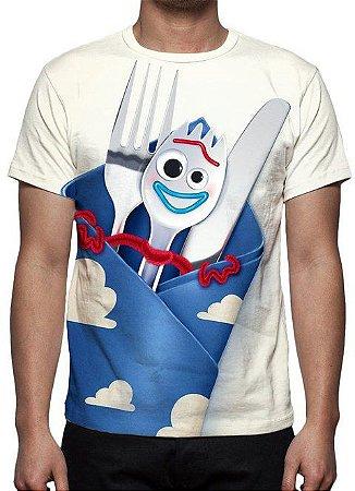 TOY STORY 4 - Garfinho - Camiseta de Animações