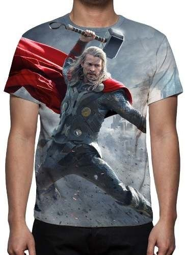 MARVEL - Thor - Camiseta de Cinema
