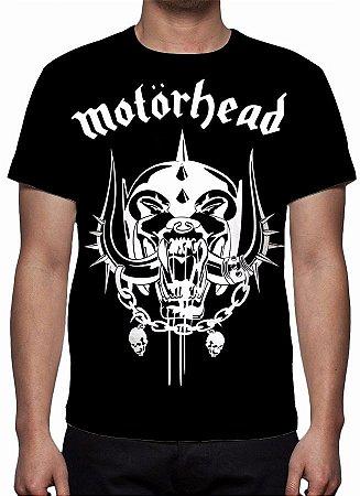 MOTORHEAD - Camiseta de Rock