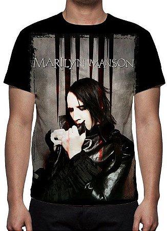 MARYLIN MANSON - Camiseta de Rock