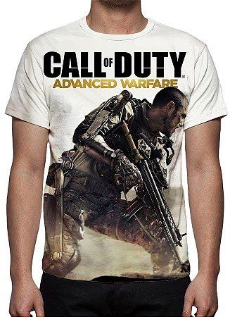 CALL OF DUTY - Advanced Warfare - Camiseta de Games