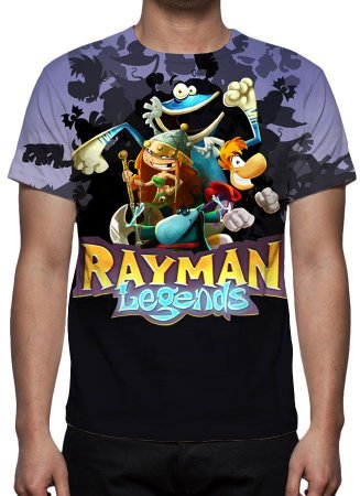 RAYMAN - Legends - Camiseta de Games