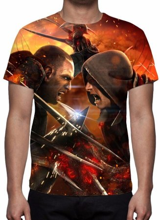 PROTOTYPE 2 - Camiseta de Games