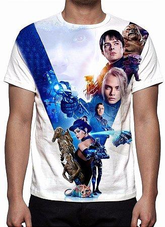 VALERIAN - A Cidade dos Mil Planetas - Camiseta de Cinema
