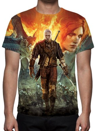 WITCHER 2, The - The Assassins of Kings - Camiseta de Games