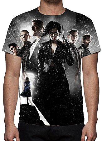 SIN CITY 2 - A Dama Fatal - Camiseta de Cinema