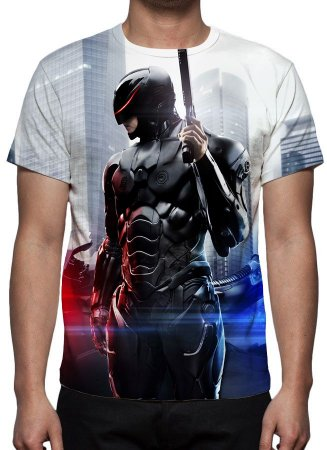 ROBOCOP - Padilha - Camiseta de Cinema