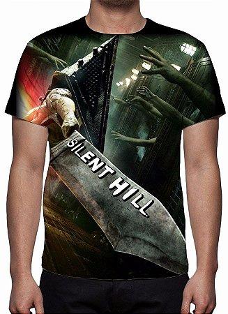 SILENT HILL - Camiseta de Cinema