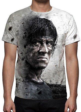 RAMBO IV - Camiseta de Cinema