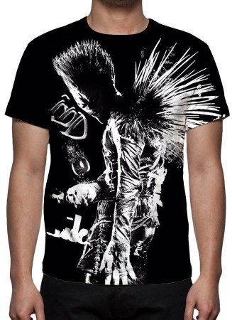 DEATH NOTE - Netflix - Camiseta de Cinema