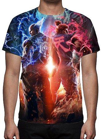 TEKKEN 7 - Camiseta de Games