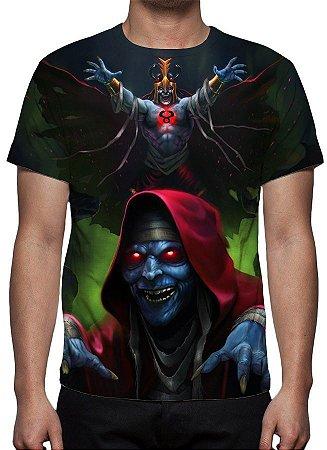 THUNDERCATS - Mumm Ra Forma Decadente - Camiseta de Desenhos