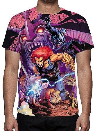 THUNDERCATS - Roxa - Camiseta de Desenhos