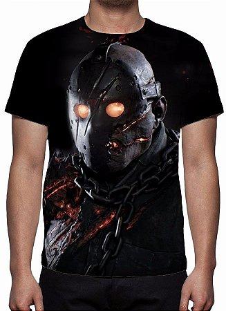 SEXTA FEIRA 13 - Jason Vai para o Inferno - Camiseta de Cinema