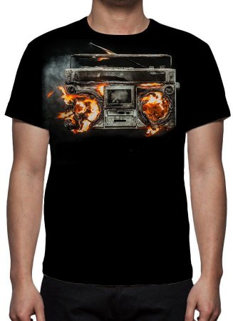 GREEN DAY - Revolution Radio - Camiseta de Rock