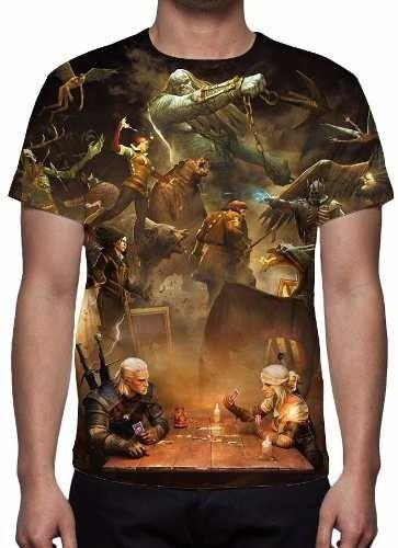 WITCHER , The - GWENT - Camiseta de Games