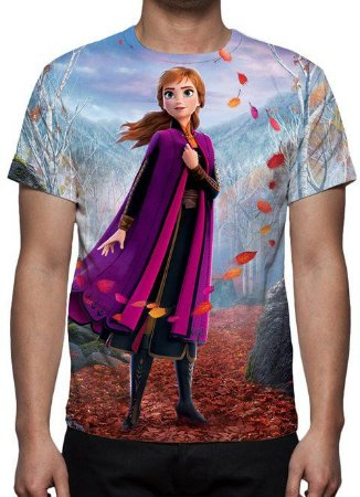 FROZEN 2 - Anna - Camiseta de Animações
