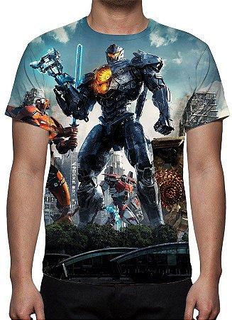 CIRCULO DE FOGO 2, A REVOLTA - Camiseta de Cinema