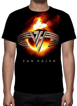 VAN HALEN - Camiseta de Rock