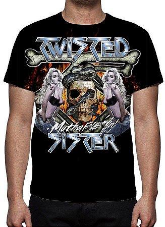 TWISTED SISTER - Camiseta de Rock