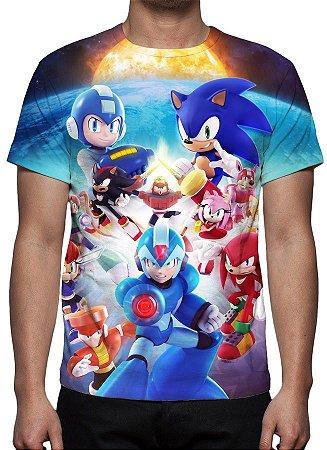 SONIC - Universe - Camiseta de Games