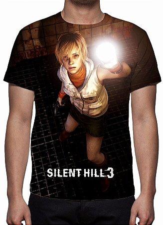 SILENT HILL 3 - Camiseta de Games